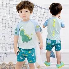 Купальный костюм для мальчиков; купальный костюм для дайвинга; быстросохнущая детская одежда для купания для мальчиков; костюм для серфинга; пляжная одежда для мальчиков; комплект одежды