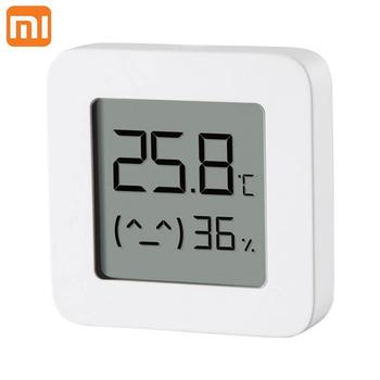 Xiaomi Mijia Temperature and Humidity Monitor 2 Smart linkage Baby mode Long battery life High-precision sensor image
