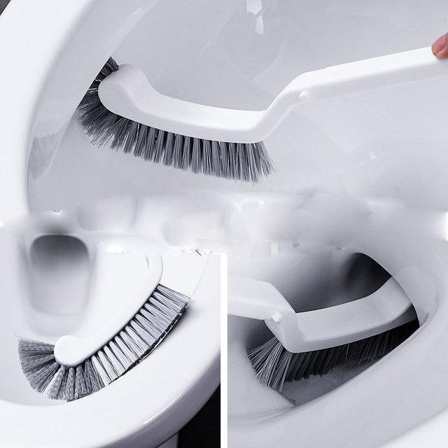 Brosse Toilette Suspendu