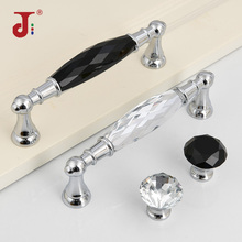 96/128 мм Серебристая длинная кристальная ручка комода, ручки из цинкового сплава, ручки для ящика шкафа, ручки для шкафа, кухни, ручка для шкафа