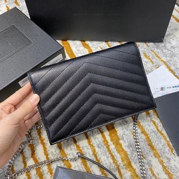 Luksusowy projektant kobiet koperta woc portfel na łańcuszku pasek flap torba torba na ramię crossbody skóra cielęca europa marka