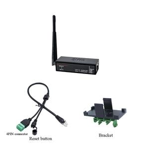 Serial port RS232 to WiFi serial device server Elfin-EW10 support TCP/IP Telnet Modbus TCP Protocol data transfer via WiFi(China)