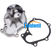 Holdwell Water Pump 1K011 73034 1C010 73032 1C010 73030 fits for Kubota M8540 M8560 M9000 M9540 M95 M96 M9960