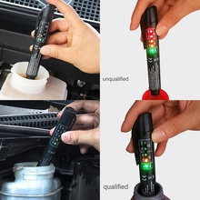 Brake Fluid Liquid Tester Car Brake Liquid Digital Tester For Automotive Testing