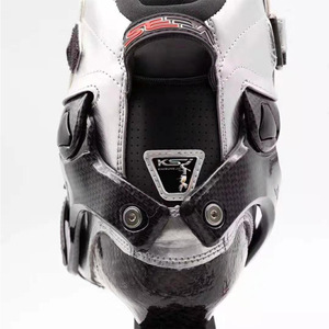 Image 4 - 2019 מקורי סבע KSJ כדור מקצועי סלאלום Inline גלגיליות סיבי פחמן נעלי החלקה על רולר Slding משלוח החלקה Patines