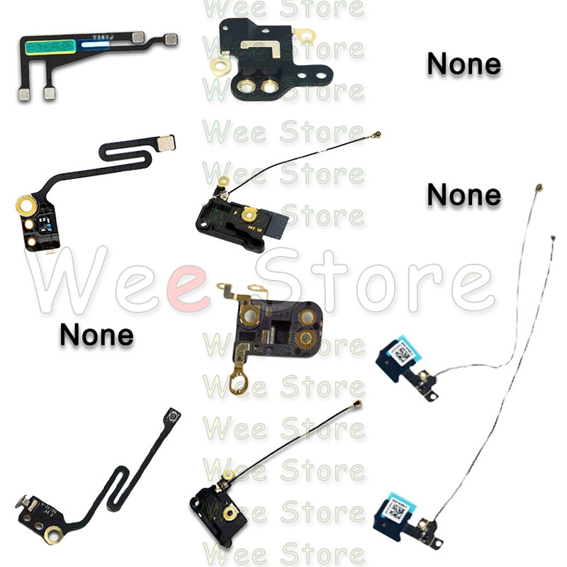 Original Wifi Antenna Flex For IPhone 6 6s Plus 5 5S SE 5C Wifi Bluetooth NFC WI-FI GPS Signal Flex Cable Cover Replacement