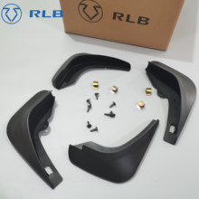Lama do carro abas frente traseiro pára-lamas respingo guardas fender mudflaps para ford/focus 2 mk2 mk2.5 saloon sedan 2005-2011(China)
