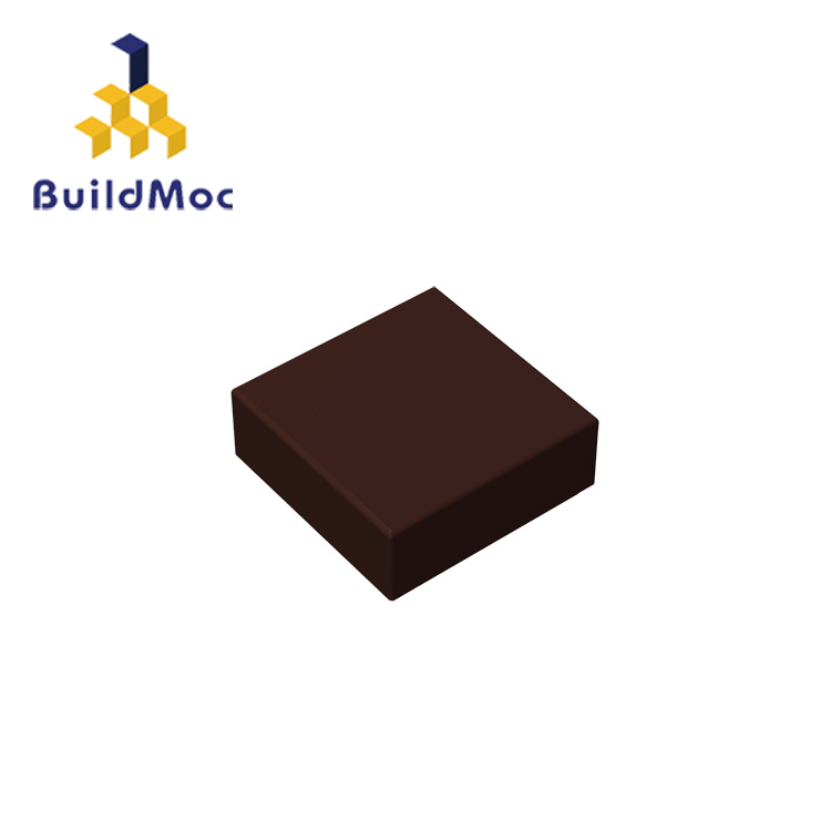 BuildMOC 3070 30039 1x1 Technic Changeover Catch For Building Blocks Parts DIY Educational Creative Gift Toys
