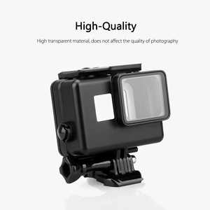 Image 3 - Vamson  for Go Pro 60m Underwater Waterproof Case for GoPro Hero 7 6 5 Black Accessory Kit Diving Protective Cover Housing VP633