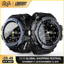 LOKMAT Clock Smartwatch Ios Call Digital Bluetooth Professional Sport Android Waterproof