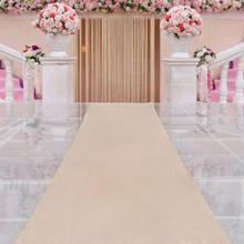Проход бегунов Свадебные аксессуары бокал для шампанского проход ковровая дорожка коврики для шаг и повторить Дисплей, церемонии, праздников и мероприятий в помещении