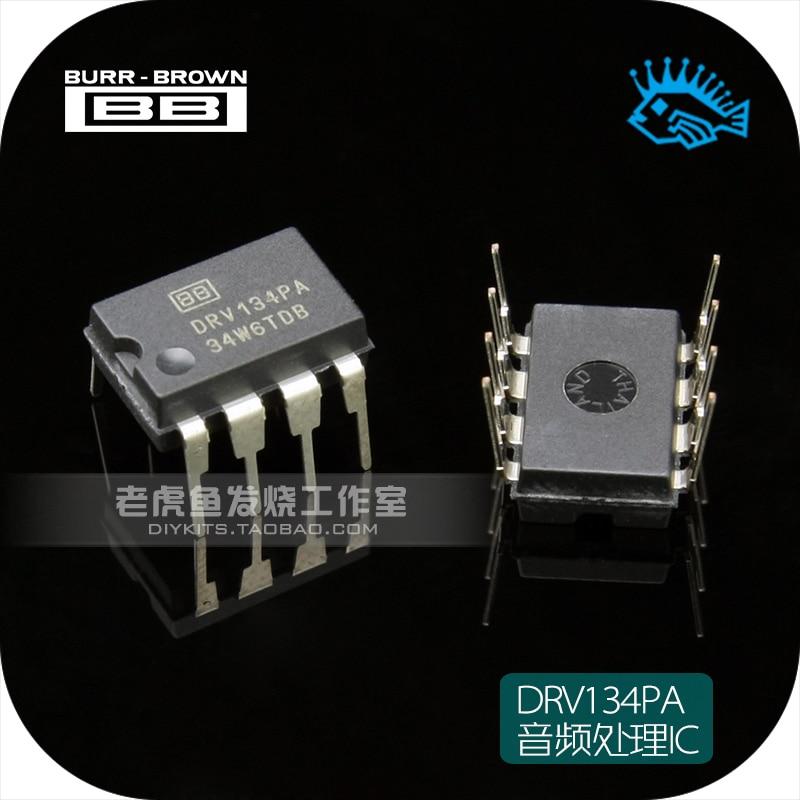 1PCS DRV134PA BB DIP 8  Audio balance line processing conversion|Operational Amplifier Chips| |  - title=