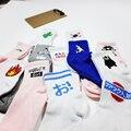 Корейская версия мультяшных женских чулок мультяшное движение четырех сезонов милые модные носки рекомендовано менеджером магазина
