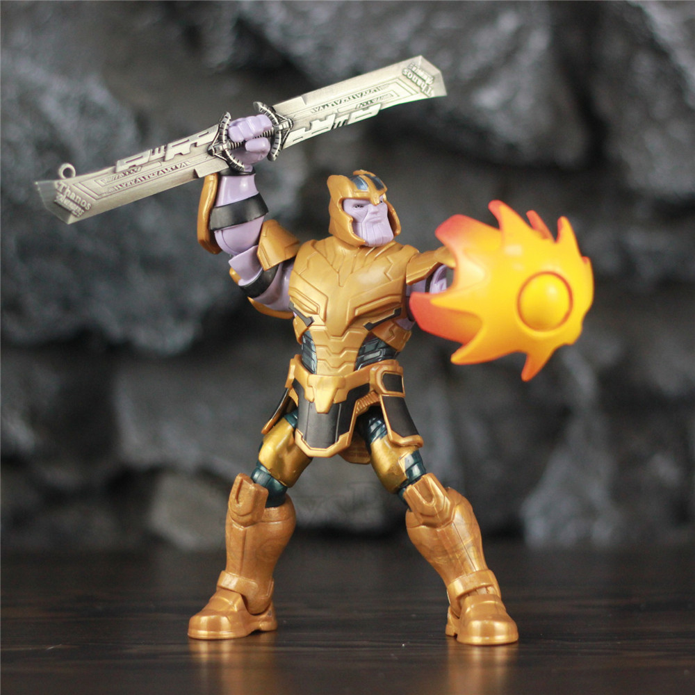 Original TOYBOX 2019 Marvel Thanos 6