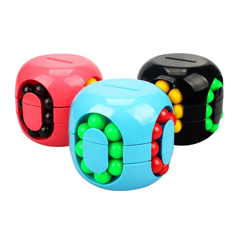 Kids Money Storage Hamburg Cube Exercise Practical Ability Color Cognition Special-Shaped Creative 3D Puzzle Montessori Toy