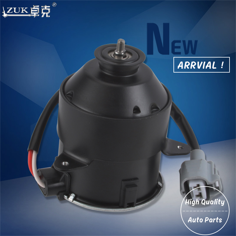 ZUK Brand New High Quality Radiator Cooling Fan Motor For TOYOTA CROWN GRS18# GRS20# 2005-2015 OEM:<font><b>16363</b></font>-0P010 163630P010 image