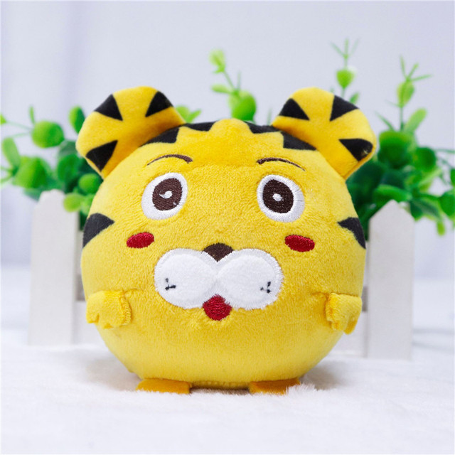 9cm Plush Squishy Animal Slow Rise Filled Animal Toy Squeezable Toy Soft Cute Relieve StressStress Relief Toy