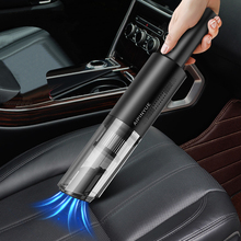 120W 6000pa Strong Suction Mini Cleaner Wireless Car Vacuum Cleaner Portable with Handheld Vacuum Cleaner Car Household Dual use