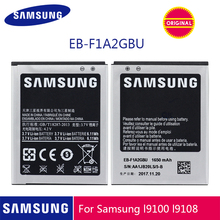 SAMSUNG Original Phone Battery EB-F1A2GBU 1650mAh For Samsung Galaxy S2 i9100 i9108 i9103 I777 i9105 i9188 i9050 Batteries original samsung battery eb f1a2gbu for samsung i9100 i9108 i9103 i777 i9050 b9062 genuine replacement battery 1650mah