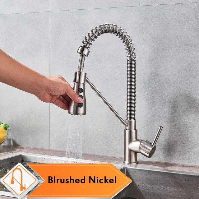 Brushed NIckel B
