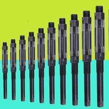8PC Adjustable Hand Reamer HSS Size Range Alloy Steel Reamer Hand Reamer (6.25/6.75/7.25/7.75/8.5/9.25/10/10.75/11.75mm)