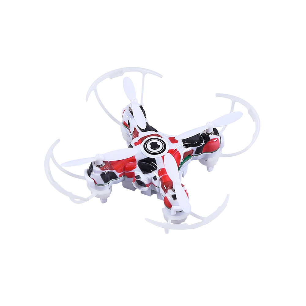 Mini Quadcopter With 30w Camera Headless Mode Remote Control Aircraft Aerial Photography CHILDREN'S Toy E905b