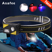 Portable Headlight Mini LED…