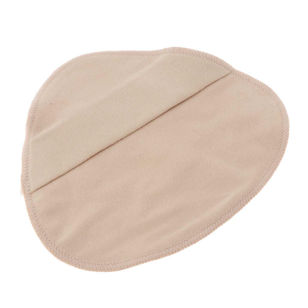 유방 절제술을위한 코튼 보호 포켓 실리콘 유방 폼 보철 인공 가짜 가슴 커버 가방