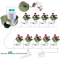 Intelligent Garden Automatic Watering Pump Controller Indoor Plants Drip Irrigation Device Water Pump Timer System