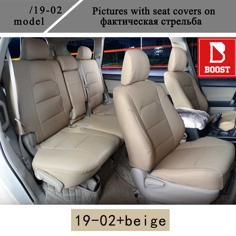 Calidad Superior Universal Honda Stepwagon Heavy Duty Protectores de asiento Cubiertas//1+1
