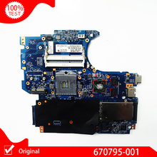 Original 670795-001 658343-001 For HP Probook 4530s 4730s Laptop Motherboard 6050A2465501-MB-A02 HM65 DDR3