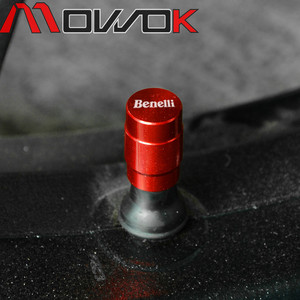 For Benelli 502C 302S 752S leoncino 500 BJ500 250 BJ250 accessories Motorcycle Wheel Tire Valve Stem Caps Airtight Covers(China)