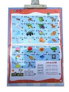 Image 4 - Inglês árabe livro de leitura multifunction aprendizagem e book para crianças, fruto animal cognitivo e diário duaas islam crianças