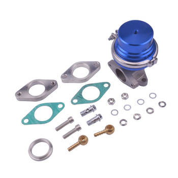 Universal High Performance 35mm Wastegate Turbo External Pressure 3.6 Psi Spring Turbo Charger Manifold With Clamps