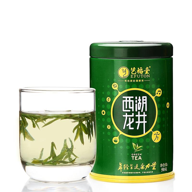 2019 Year High Quality Long-jing Green-Tea Spring Before Rain Long-Jing-Tea Special Grade West Lake Long-jing