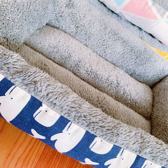 Dog Bed Cotton Dog Bed Waterproof Nest Dog Baskets Mat Soft Pet Bed Autumn Winter Warm Cozy Dog Cat House Pet Products Cat Bed 6