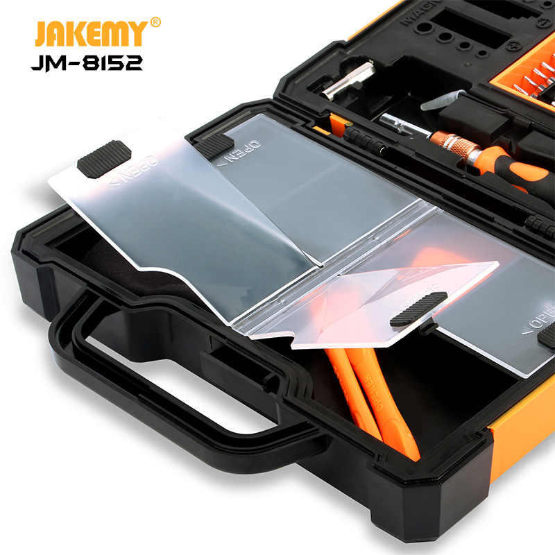 46 で複数フィッティング 1 部品ボックスドライバーポータブルツールセットコンビネーション携帯電話のオープン画面修理ハンドツール