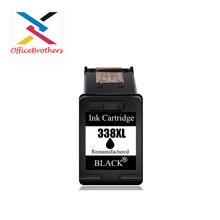 338 Восстановленный картридж для принтеров hp deskjet 5740 6520