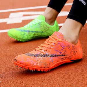 Racing-Shoes Sneakers Track Athletics Professional Running Sport Girl Men Nails Boy Women