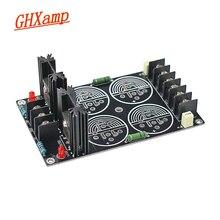 Ghxamp 120a placa de fonte alimentação do filtro retificador solda schottky 35mm capacitância retificação amplificador diy