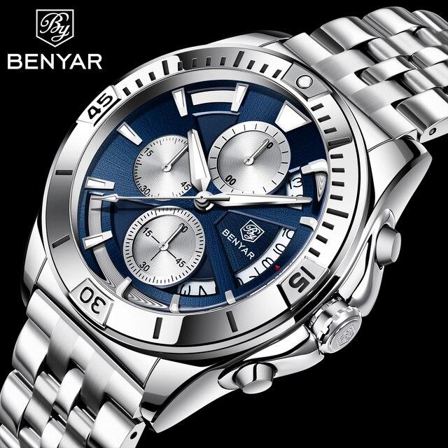 Benyar Design BY-5180 Men's Watch 23