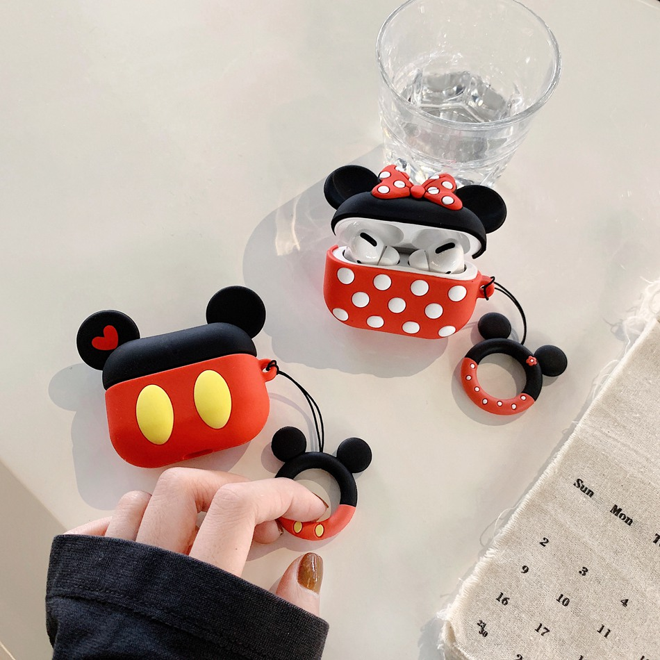3D Cute Cartoon Cases for Airpods Pro 155