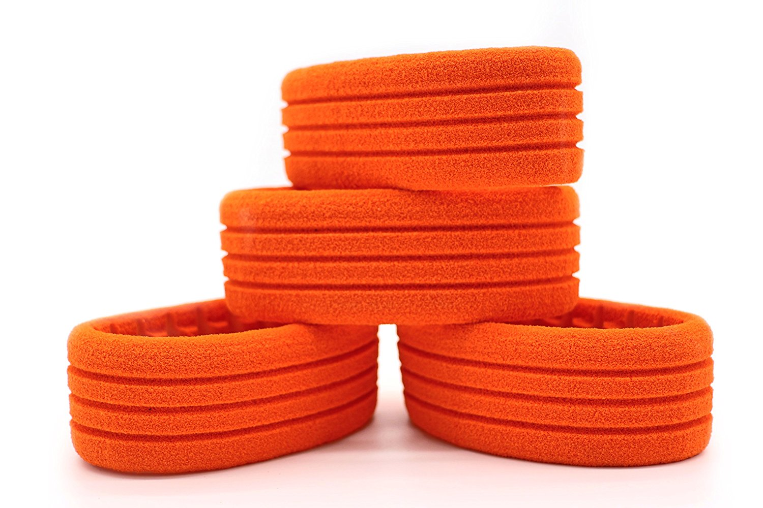 4PCS RC 1/8 Rc Car Tyres Foam Inserts (Inner Tyres /Liner/ Tires) for 1:8 RC Car Tyre Buggy HPI Rc4wd D90 Trx-4 Trx4 Crawler Car