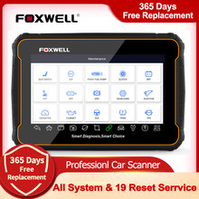 Foxwell gt60 obd2 profissional ferramenta de diagnóstico do carro sistema completo em abs srs dpf epb 19 redefinir serviço odb2 obd2 scanner automotivo