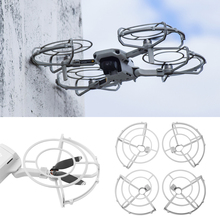 Mavic MINI Drone ใบพัดใบพัดด่วนสำหรับ DJI Mavic MINI Drone Protector ป้องกัน Paddle แหวน Props อุปกรณ์เสริม