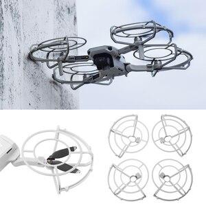 Image 1 - Mavic Mini Drone Propellers Guard Quick Release Voor Dji Mavic Mini Drone Protector Beschermhoes Paddle Ring Props Accessoire