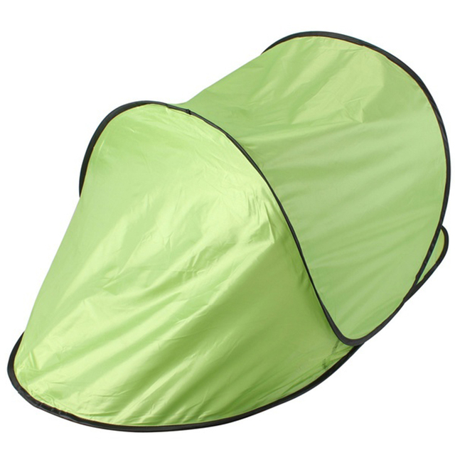 Camping Tent Pop Up Tent Summer Sea Polyester Sun Shelters Travel Hiking Beach Tent Garden Outdoor Water Camping Accessories 2
