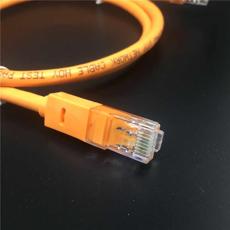 CAT6 ethernet כבל RJ45 Lan כבל רשת UTP כבל עבור מודם נתב