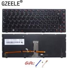 Новая клавиатура с подсветкой для ноутбука LENOVO Y480 Y480N Y480M Y480A Y480P Y485M Y485 Black
