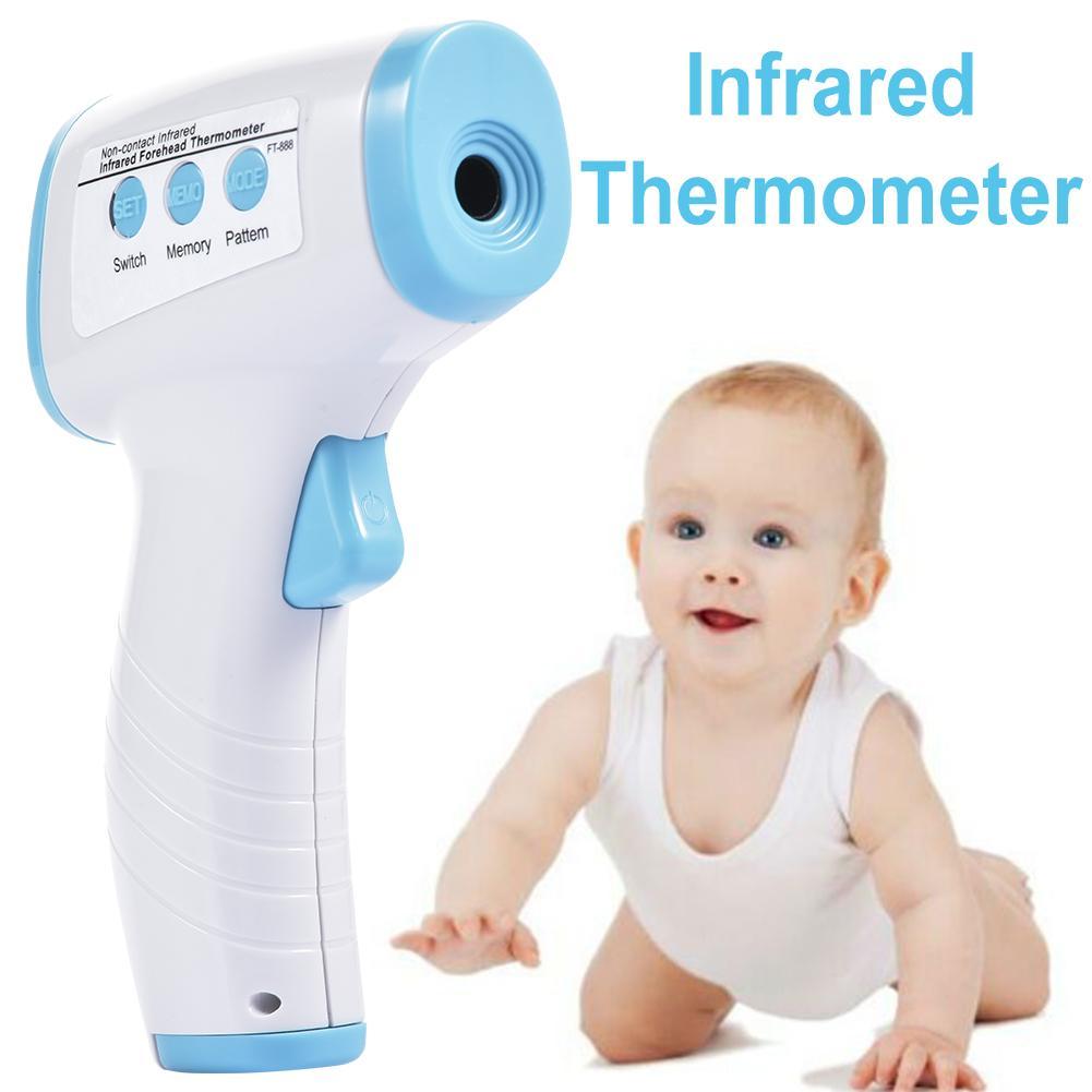 Atacado digital infravermelho testa termômetro sem contato